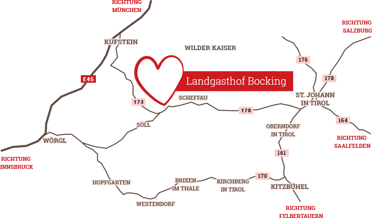 Landgasthof Bocking